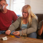 The effects that addicted parents and relatives have on children