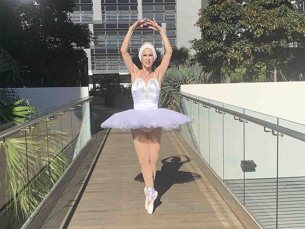 Hypnosis Hypnotherapy dancer gymnast acrobat performance ...